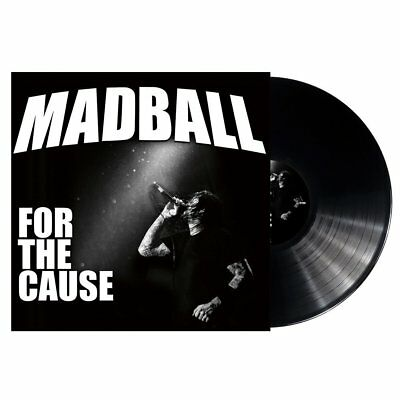 Madball - For The Cause Black Vinyl LP NEU/OVP