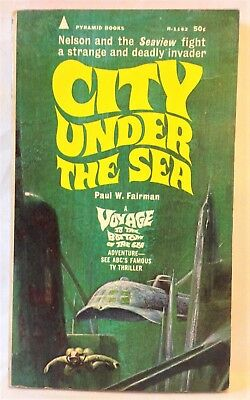 City Under The Sea: A Voyage to the Bottom of the Sea Adventure Paperback (1965)