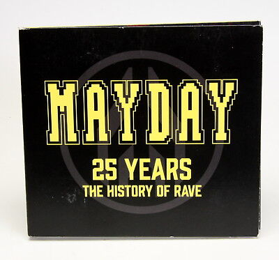 (fm) 3 CD - Mayday - 25 Years The History of Rave