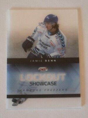 Del 12/13 Lockout Showcase  Jamie Benn  Hamburg Freezers