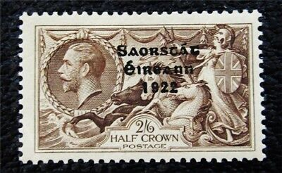 nystamps British Ireland Stamp # 93 Mint OG NH $100