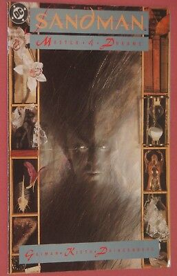 THE SANDMAN #1 : Master Of Dreams  / DC JAN 1989 1st Morpheus / NEIL GAIMAN / VF