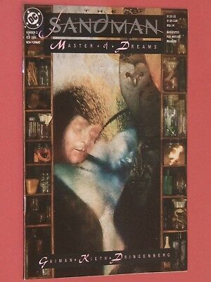 THE SANDMAN : Master Of Dreams #2 / DC 1989  / NEIL GAIMAN / VF