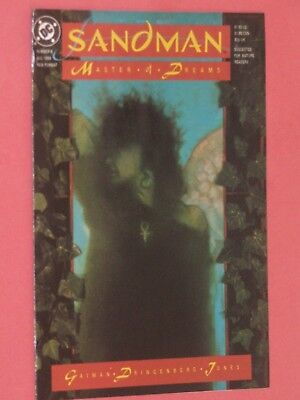 THE SANDMAN #8 : Master Of Dreams  / 1st APP DEATH / DC 1989  / NEIL GAIMAN / VF