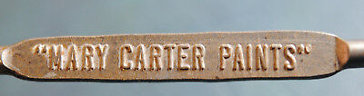 Vintage BOTTLE OPENER- PAINT CAN OPENER, Mary Carter Paints