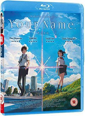 Your Name [Blu-ray], DVD, New, FREE & Fast Delivery
