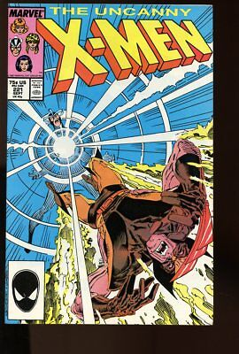 UNCANNY X-MEN #221 VERY FINE / NEAR MINT 1st MR. SINISTER 1987 MARVEL COMICS
