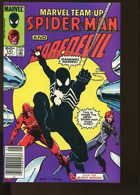 Marvel Team-Up #141 Very Fine Daredevil / Spider-Man New Costume 1984 Marvel