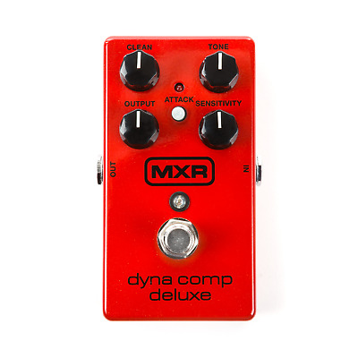 MXR M228 Dyna Comp Deluxe Compressor BRAND NEW WARRANTY! FREE 2-3 DAY SHIPPING!