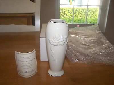 Collectible Lenox Flower/bud Vase- New In Box