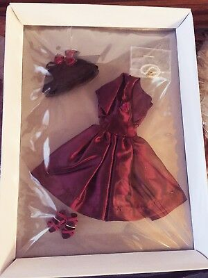 Tonner Tiny Kitty Wine And Roses Fashion Doll Outfit 2013 L/e New Boxed Mib Nrfb