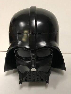 Disney Parks 2018 Star Wars Solo Event Darth Vader Helmet Stein Drink Cup