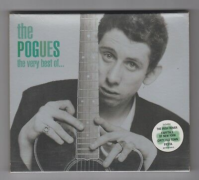 The Pogues = {Cd - 21 Tracks} = The Very Best Of The Pogues = Irish Rock/punk =