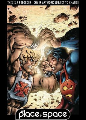 (Wk33) Injustice Vs The Masters Of The Universe #2 - Preorder 15Th Aug