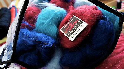Mohair Wolle 1,26kg
