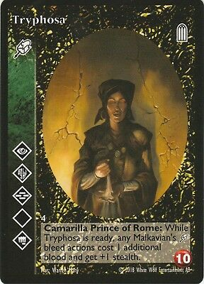Villein x2 Keepers of Tradition Reprint 1 KoT R1 VTES Jyhad