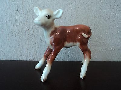 Vintage Beswick Hereford Calf - Early Produced Detailed Piece.