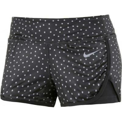 Nike Court Printed Short Tennisshorts Damen Sportshorts Trainingsshort Gr Xl Neu