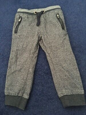 Next Boys Trousers - 18-24 Months