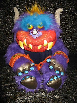 Ultra Rare My Pet Monster BEASTUR Amtoy You can´t find a better one !!! 1986