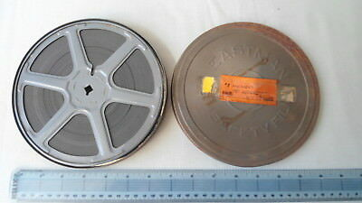 VINTAGE 16mm COLOUR HOME MOVE FILM A MOMENT TO REFLECT 1958 LONDON THAMES (?)