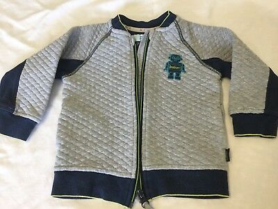 Boys Trendy Ted Baker Jacket Age 18 - 24 Months