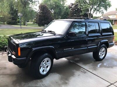 2001 Jeep Cherokee limited Jeep Cherkokee Limited 4.0- Mint Condition 87K miles