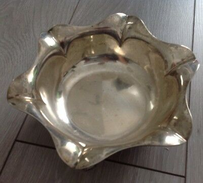 Antique Silver Bowl Sheffield 1919 – Atkin Brothers