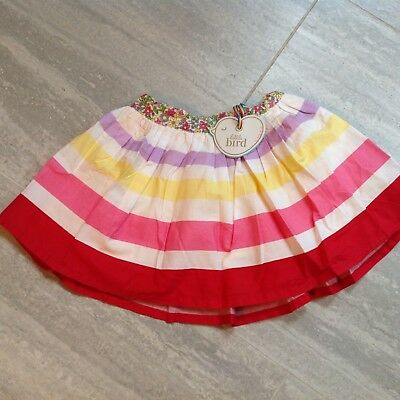 BNWTS Little Bird by Jools Oliver for Mothercare Skirt 12-18 Months
