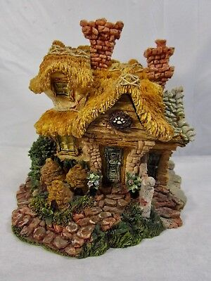NIB Boyd's Town Bearly Built Village Bailey's Cozy Cottage