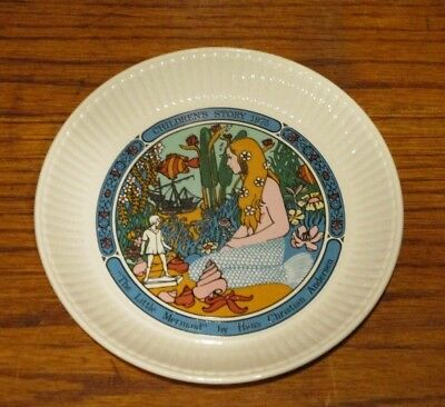 The Little Mermaid - Wedgwood Children's Story Collector Plate 1975 - Andersen