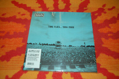 ♫♫♫ Oasis - Time flies... 1994-2005 Rare 5 LP DeLuxe Boxset OVP still sealed ♫♫♫