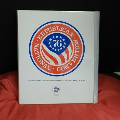 1976 Republican National Convention Program