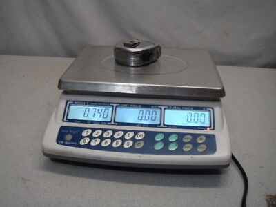 Vintage Atron System Model CK-30 Store Counter Scale