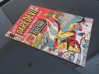 Daredevil #2 MARVEL 1964 - 2nd app Electro, Fantastic Four app, Thing guest star