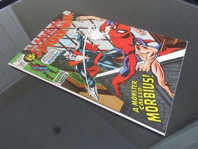 Amazing Spider-Man #101 - HIGHER GRADE - Marvel 1971 -1st app Morbius- Stan Lee!