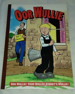Oor Wullie 2000 D.C.Thomson & Co ltd. Good condition.