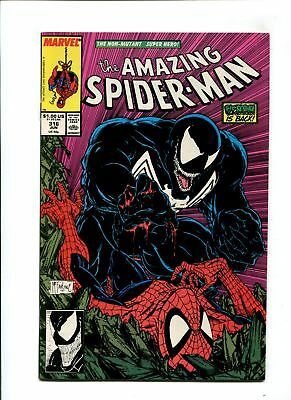 Amazing Spider-Man #316 NM+ 9.6 HIGH GRADE Marvel KEY 1st Venom Cover MOVIE HOT