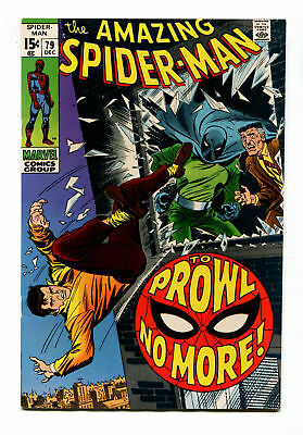 Amazing Spider-Man #79 NM- 9.2 HIGH GRADE Marvel KEY 1st Prowler Continued 15c