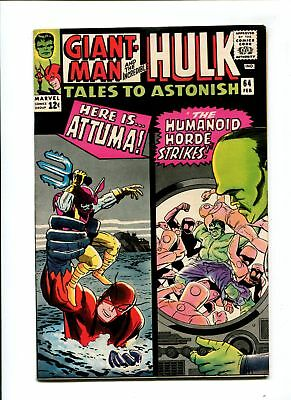 Tales to Astonish #64 VF/NM 9.0 HIGH GRADE Marvel Comic Giant Man Hulk VINTAGE
