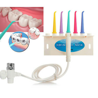 AZDENT Dental Water Flosser Oral Irrigator Jet Interdental Brush Tooth