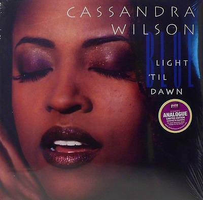 Cassandra Wilson  Pure Pleasure  Bst-81357 Blue Light Til Dawn  2Lp