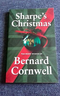 Sharpe's Christmas by Bernard Cornwell (Paperback, 2003) 1st UK edition