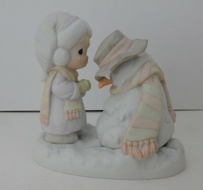 Enesco Precious Moments We're Going To Miss You Figurine #524913 w/Box