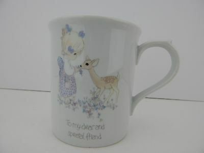 The Enesco Precious Moments Collection Mug To My Dear and Special Friend