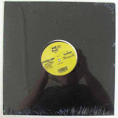 "Power Jam Chill Rob G The Power 12"" single new sealed vinyl hip hop Wild Pitch"