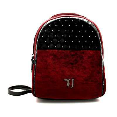 NEW TRUSSARDI JEANS Backpack Female Bordeaux - 75B005399Y099998R290