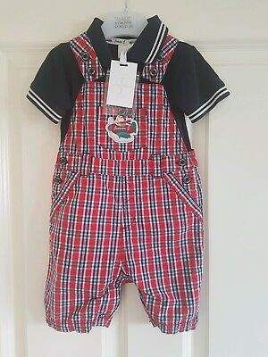 Brand New Jasper Conran Baby Boys Outfit Age 6-9 Months