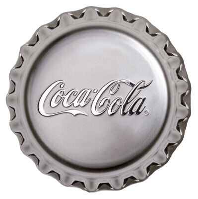 2018 Fiji Coca Cola Bottle Cap 1 oz. Silver $2 Coin GEM Proof OGP SKU54451