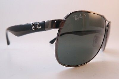 Vintage Ray Ban sunglasses mod RB 3502 size 61-14. 135 etched RB made in Italy